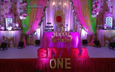 1st Birthday Party Organisers in Hyderabad