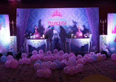 Balloon Theme Decorations Alankaran