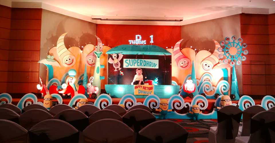 How to choose Best Birthday Event Managers in Hyderabad?