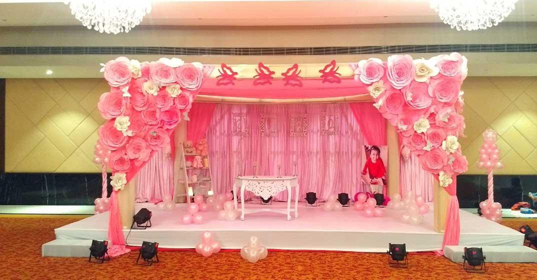 Birthday Party Event Ideas Hyderabad-Alankaran
