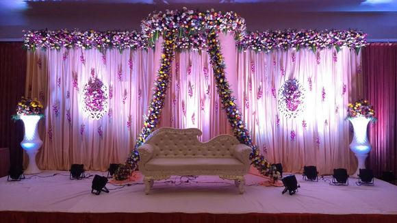 Backdrop Decoration in Hyderabad- Alankaran Events