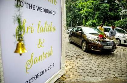 Wedding Transportation in Hyderabad-Alankaran Weddings